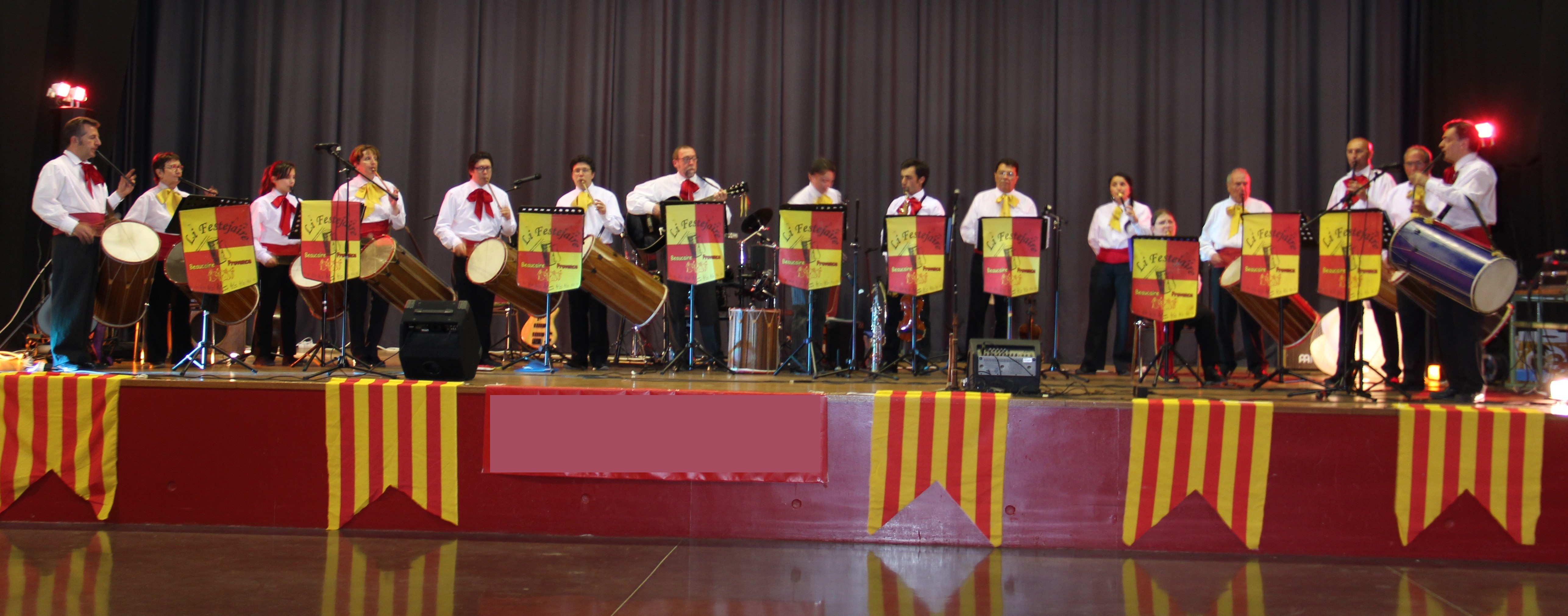 Concert / Spectacle / Balèti